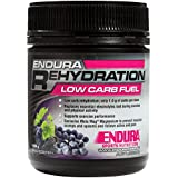 Endura Rehydration Low Carb Fuel - Grapeberry 128g