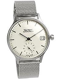 [ザ・スタック] The STAC 日本製 腕時計 ウォッチ Authentic Round 36mm クラシック メンズ レディース