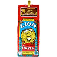 ライオンコーヒー ライオンヘーゼルナッツ 198g(粉)