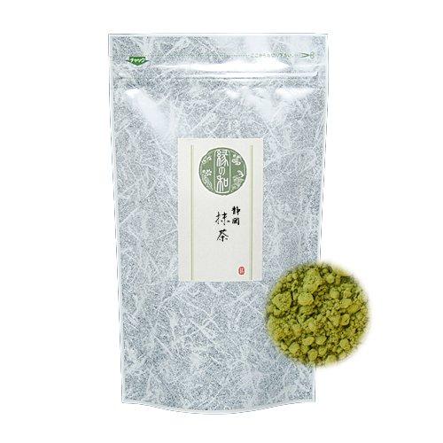 抹茶 お抹茶 お薄 稽古用 お菓子用 料理用に (静岡抹茶 100g)