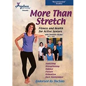 More Than Stretch With Charlotte Michos, M.S., R.N. [DVD] [Import]