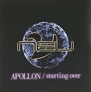 APOLLON / starting over 通常盤