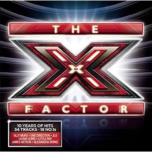 THE X FACTOR ベスト