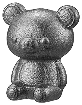 OSK 鉄玉 シルバー 約4.2×3.3×高さ5cm リラックマ 南部鉄器 南部鉄玉 TBN-1