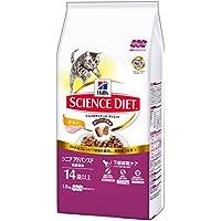 サイエンスダイエット シニアアドバンスド チキン 高齢猫用 14歳以上 1.8kg [キャットフード]