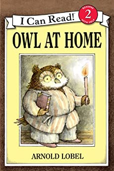 [Lobel, Arnold]のOwl at Home (I Can Read Level 2) (English Edition)