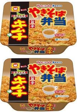 【北海道限定】やきそば弁当 旨辛キムチ味×2P