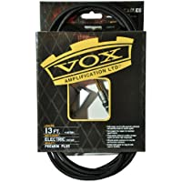 VOX ヴォックス ケーブル ギターシールド 長さ4m S/Lジャックタイプ VGC-13