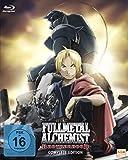 Fullmetal Alchemist: Brotherhood - Complete Edition (Episode 01-64 + OVA 01-04)