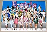 3B E-girlsHighschool love A3ポスター