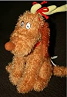 Dr. Seuss Dog Reindeer Max Plush By Kohl's Care for Kids - 12 Inches [並行輸入品]