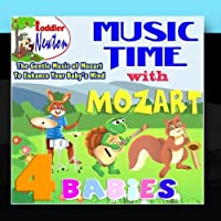 Music Time With Mozart - 4 Babies【CD】 [並行輸入品]
