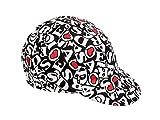 DE ROSA(デローザ) 469 FULL REVO CAP BLK F REVOロゴ入りサイクリングキャップ
