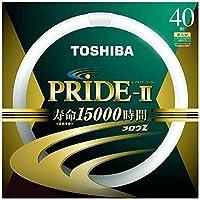 東芝 PRIDE2丸管40WN色 【品番】(T) FCL40ENC/38PDZ