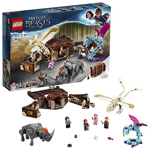 レゴ(LEGO)   ハリー・ポッター ニュートの魔法動物アドベンチャー 75952