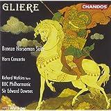 Amazon.co.jp : グリエール:交響...