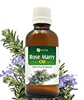 ROSE MARY OIL 100% NATURAL PURE UNDILUTED UNCUT ESSENTIAL OIL 100ML