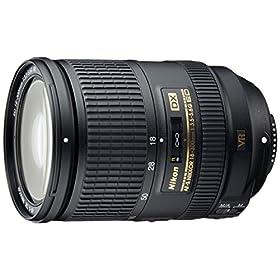 Nikon 高倍率ズームレンズ AF-S DX NIKKOR 18-300mm f/3.5-5.6G ED VR ニコンDXフォーマット専用