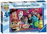 Ravensburger 08796 ディズニー ピクサー トイストーリー 4-35ピース ジグソーパズル 子供用 - すべてのピースはユニーク - ピースは完璧にフィット