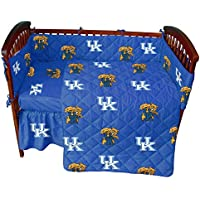 College Covers Kentucky Wildcats 5ピースベビーベッドセット