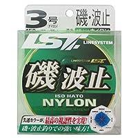 LINE SYSTEM(ラインシステム) ライン 磯・波止 グリーン 3号 L0030H