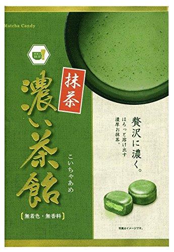 日進製菓 濃い茶飴 100g