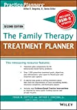 The Family Therapy Treatment Planner, with DSM-5 Updates, 2nd Edition (PracticePlanners) 画像