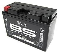 BSバッテリー BT9B-4 (液入り充電済み、互換:GT9B-4,FT9B-4) BT9B-4