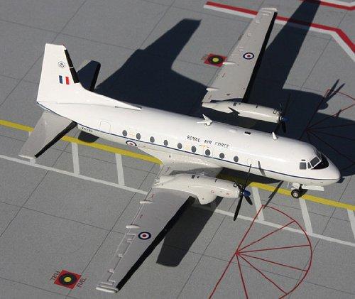 1: 200 ジェミニジェット Royal Air Force Hawker Siddeley 748 (並行輸入)