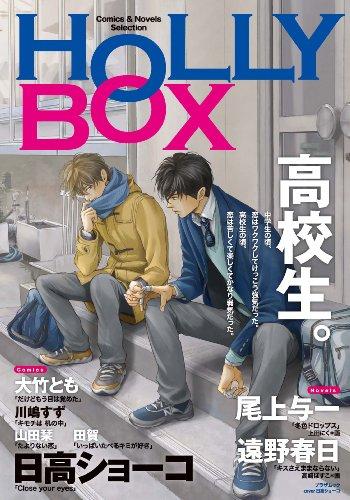 HOLLY BOX コミック&ノベルセレクション (Holly COMIX)の詳細を見る