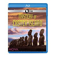 Nova: Mystery of Easter Island [Blu-ray] [Import]