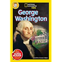 National Geographic Readers: George Washington (Readers Bios) (English Edition)