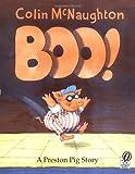 Boo!: A Preston Pig Story