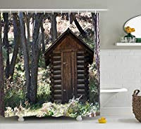 Outhouse Shower10