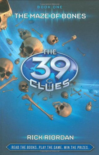 The Maze of Bones (The 39 Clues)の詳細を見る