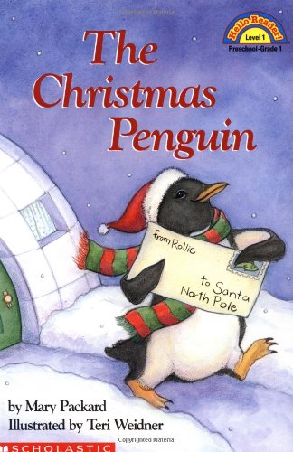 The Christmas Penguin (HELLO READER LEVEL 1)の詳細を見る