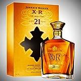 完璧なバランスを誇る21年熟成 ジョニーウォーカー X.R 21年 40% 700ml スコッチ ウイスキー johnniewalker