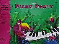 Piano Party Book A (Bastiens' Invitation To Music)