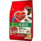 ビューティープロ ドッグ 低脂肪 1歳から 3kg(500gx6袋)