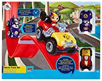 Disney Mickey & Roadster Racers Deluxe Track Exclusive Set [並行輸入品]