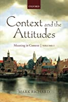 Context and the Attitudes: Meaning in Context