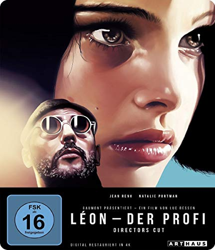 Léon - Der Profi: Limited 25th Anniversary Steelbook Edition