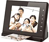 YASHICA スキャナー内蔵8インチデジタルフォトフレーム DVF828