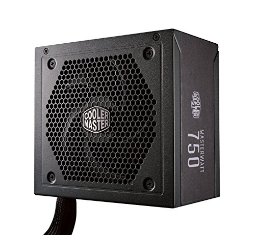 Cooler Master MW Semi-Modular 750W PC電源ユニット [80PLUS BRONZE] PS769 MPX-7501-AMAAB-JP