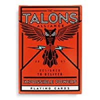 The Talons Alliance impossible Powers Playing Cards by Ellusionist