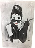 Oliver Gal 59 The Look of A Lady オードリーヘップバーン (20×30インチ:50.8×76.2cm)