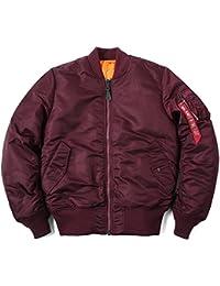 ALPHA フライトジャケット TIGHT 20004/MA-1 メンズ アルファ ミリタリー パイロット aljg1301410201