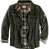 Legendary Whitetails Mens Journeyman Rugged Shirt Jacket