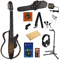 YAMAHA SLG200N TBS サイレントギター13点セット クラシックギター ヤマハ