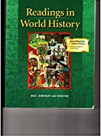 United States History, Grades 6-8 Readings in World History: Holt Socal Studies (Holt United States History)